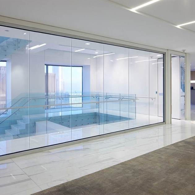 Fire Rated Glazed Doors and Partition Walls - 11