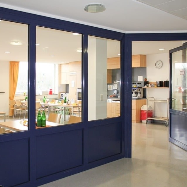 Fire Rated Glazed Doors and Partition Walls - 13