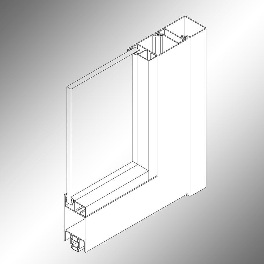 Steel, Stainless Steel Door - 5
