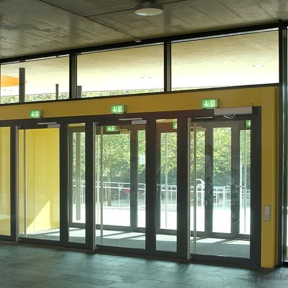 Steel, Stainless Steel Door - 0