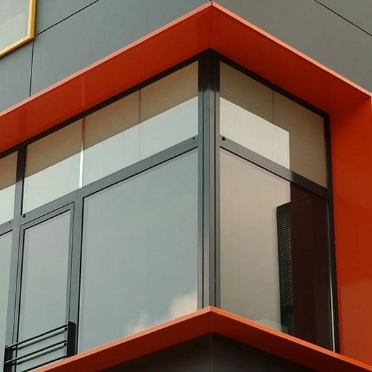 Steel, Stainless Steel Door - 1