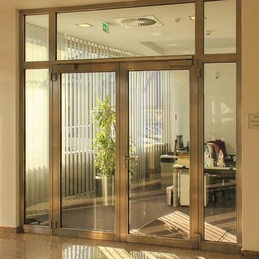 Steel, Stainless Steel Door - 3