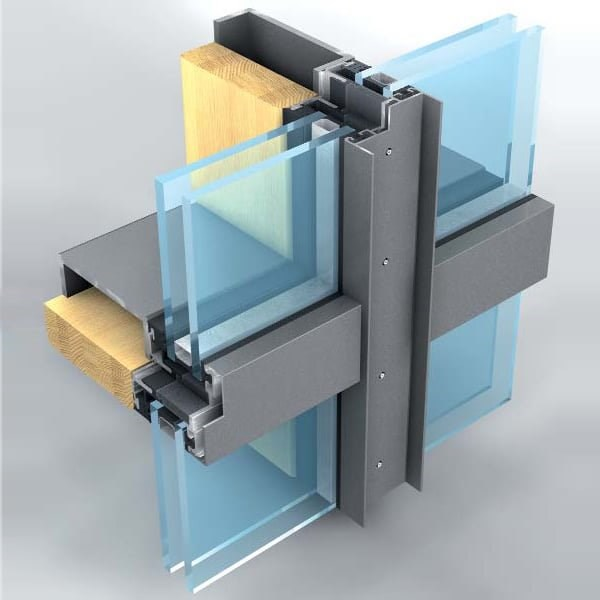 Steel Curtain Wall Systems - 9