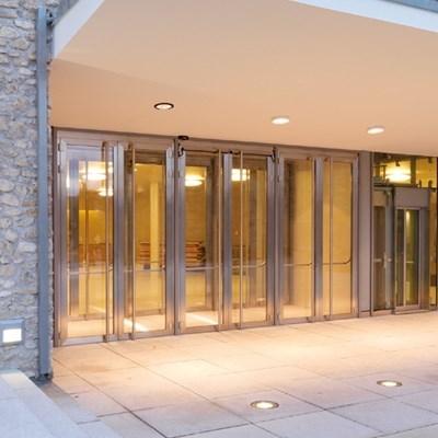 Janisol Steel and Stainless Steel Door - 3