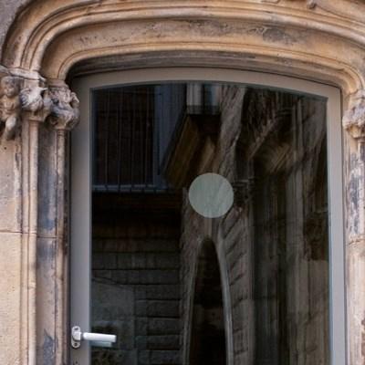 Janisol Steel and Stainless Steel Door - 12