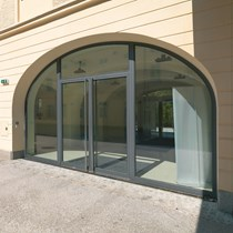 Janisol Çelik ve Paslanmaz Çelik Kapı