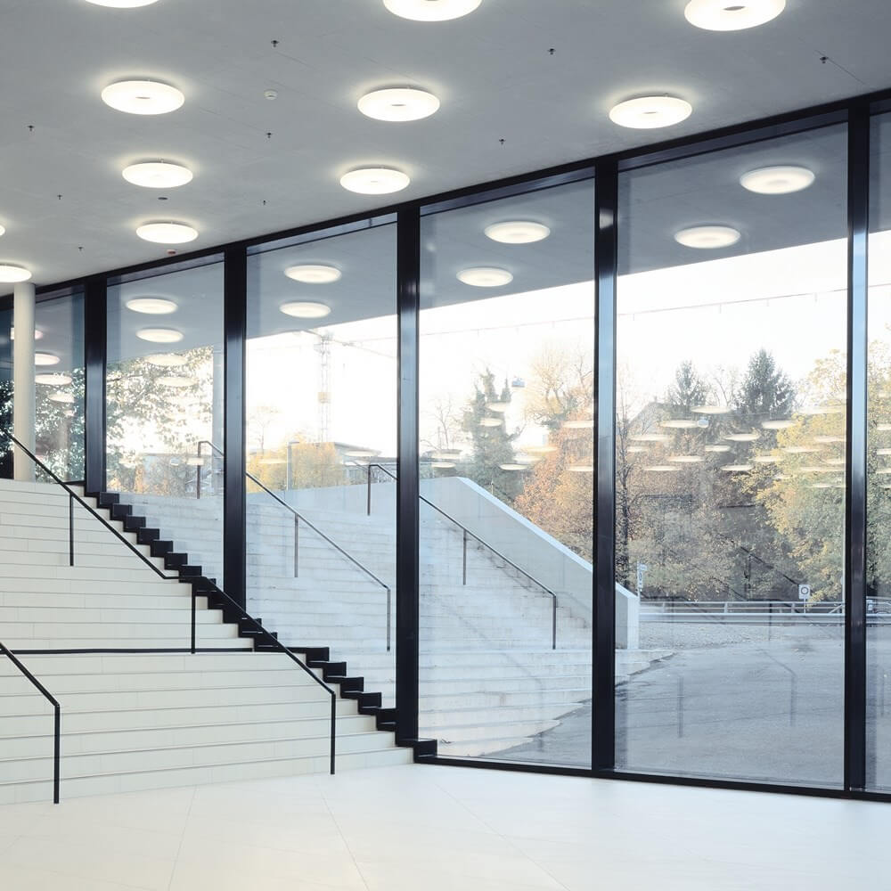 VISS Steel Curtain Wall System