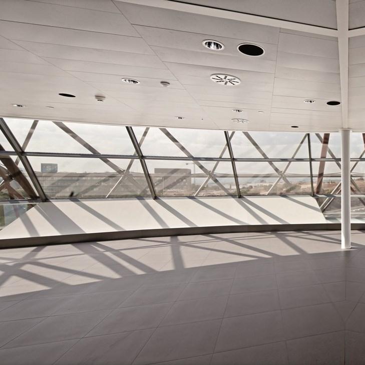 VISS Steel Curtain Wall System - 13