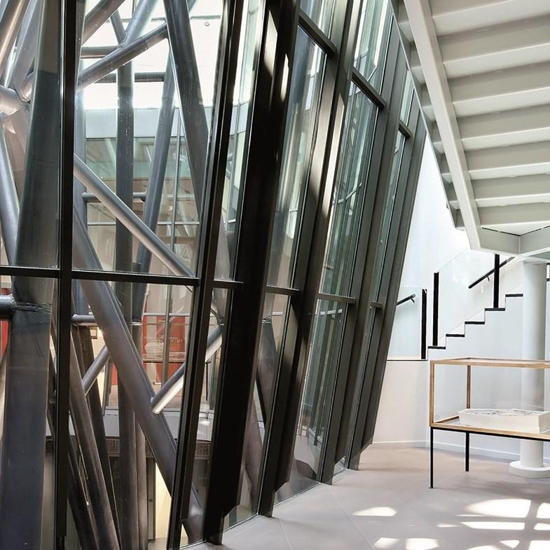 VISS Steel Curtain Wall System - 14