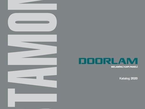 Doorlam Melamine Door Panel Catalog