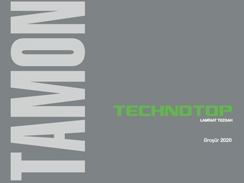 Technotop Laminate Countertop Catalog