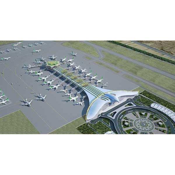 Aşkabat Havaalanı - Aşkabat