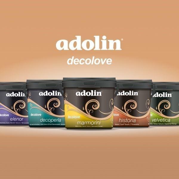 İç ve Dış Cephe Boyası/Adolin Decolove