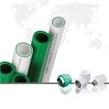 PP-R Pipes and Fittings/GF Hakan Aquasystem - 2