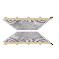 Akustik Taşyünü Çatı Paneli