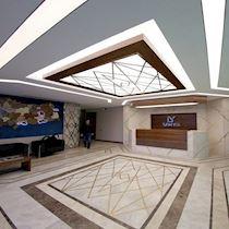 LED Aydınlatmalı Gergi Tavan