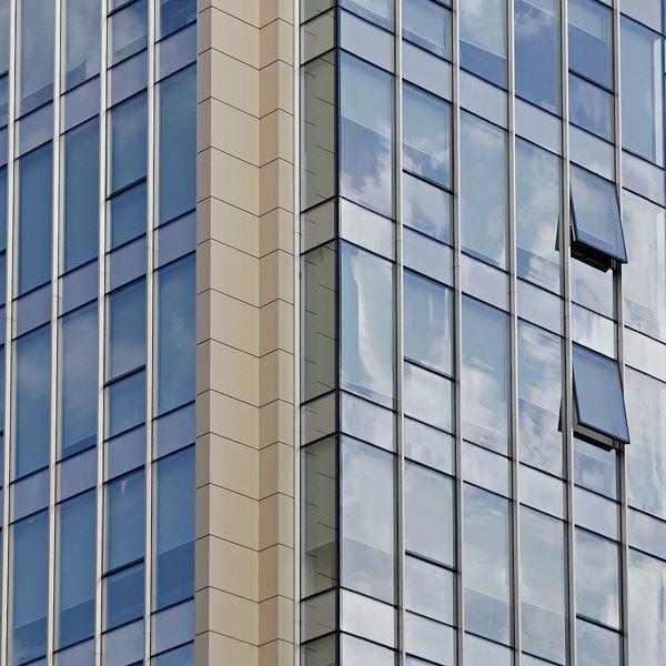 Solar Control Glass | Tentesol Titanium - 1