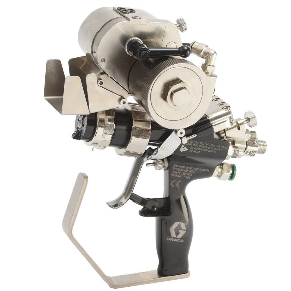 Chopper Gun and Spray Systems - 1