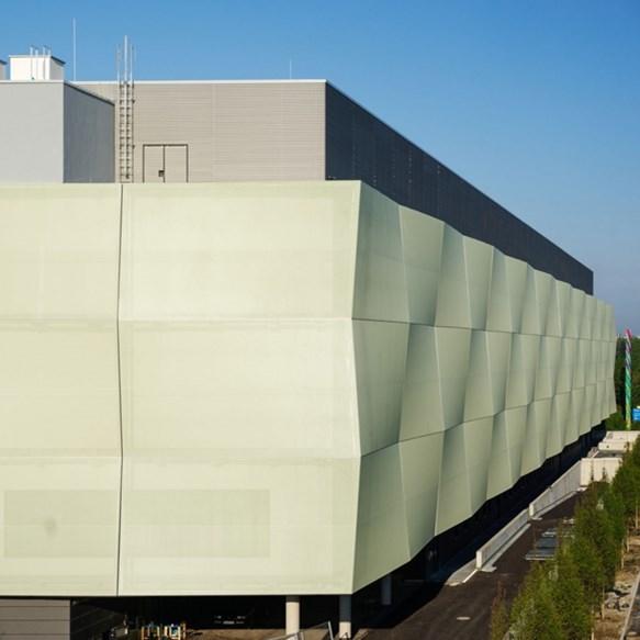 Facade Architectural Claddings - 1