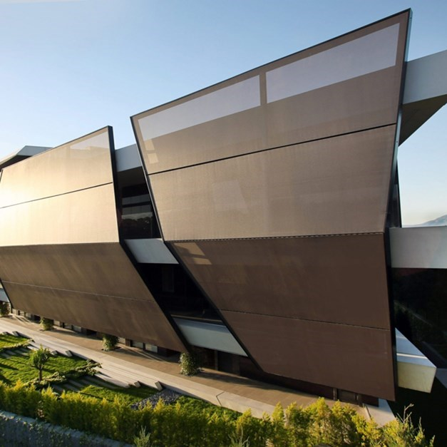 Facade Architectural Claddings - 0