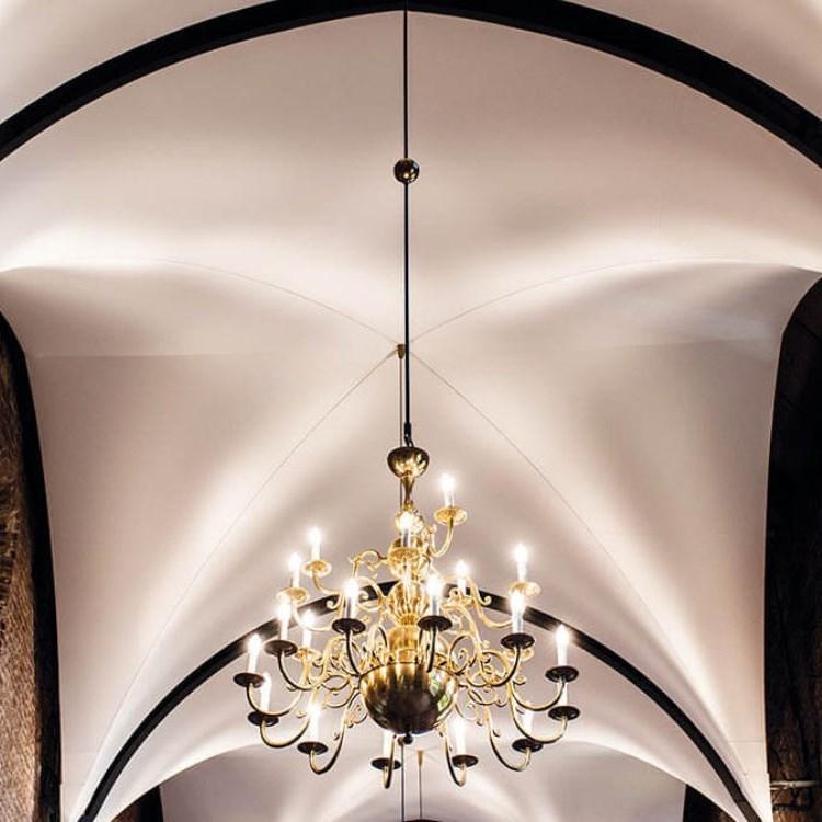 Acoustic Strech Ceiling/Batyline Aw, Batyline Aw-Lux - 1