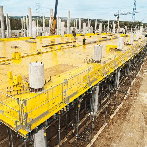 Working Platform Safety System/XP - 1