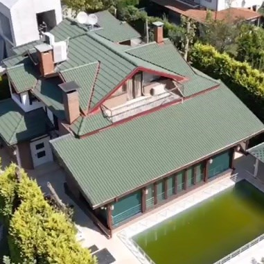 Tayf Roof Applications - I
