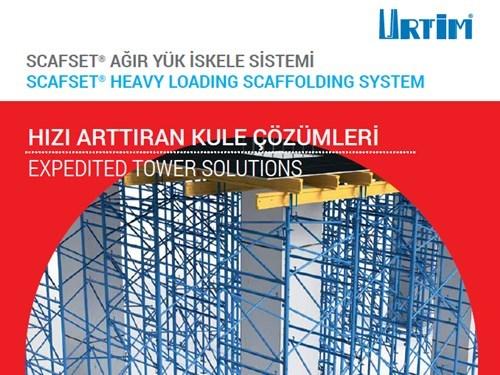 SCAFSET® Heavy Loading Scaffolding System