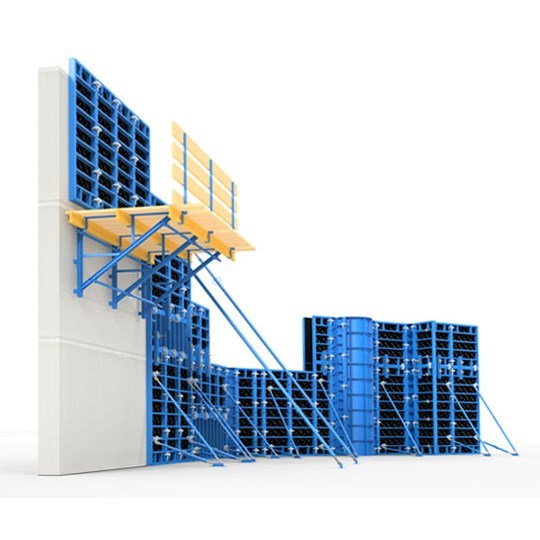 FRAMESET® Wall Formwork System