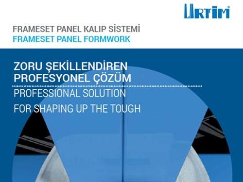 FRAMESET® Panel Formwork System