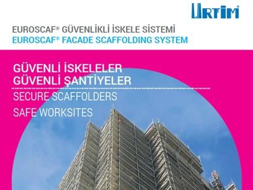 EUROSCAF® Güvenlikli İskele Sistemi