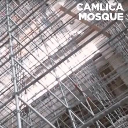 Çamlıca Camii Projesi