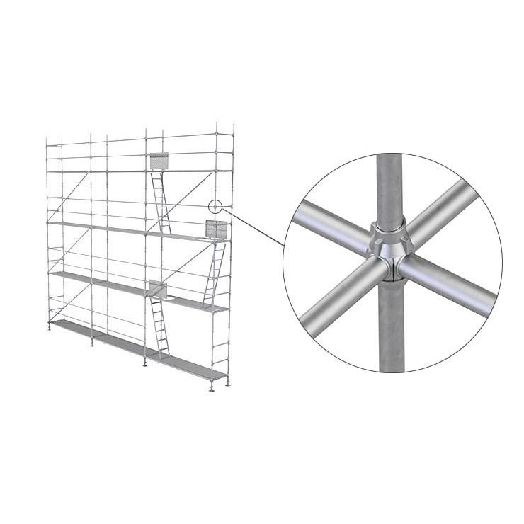 SCAFSET® Cuplock Scaffolding System
