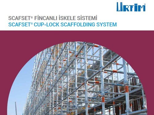 SCAFSET® Cup-Lock Scaffolding System