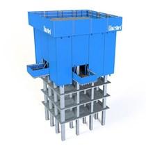 CLIMBSET-W® Rüzgar Perdesi Sistemi