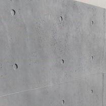 Brüt Beton Görünümlü Panel Hormigon Fiber Panel Dekoratif Duvar Kaplama