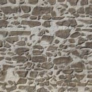 Masonry Stone Look Fiber Polyester Panel Coverings