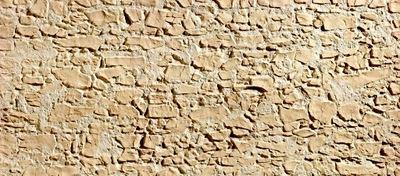 Masonry Stone Look Fiber Polyester Panel Coverings - 0
