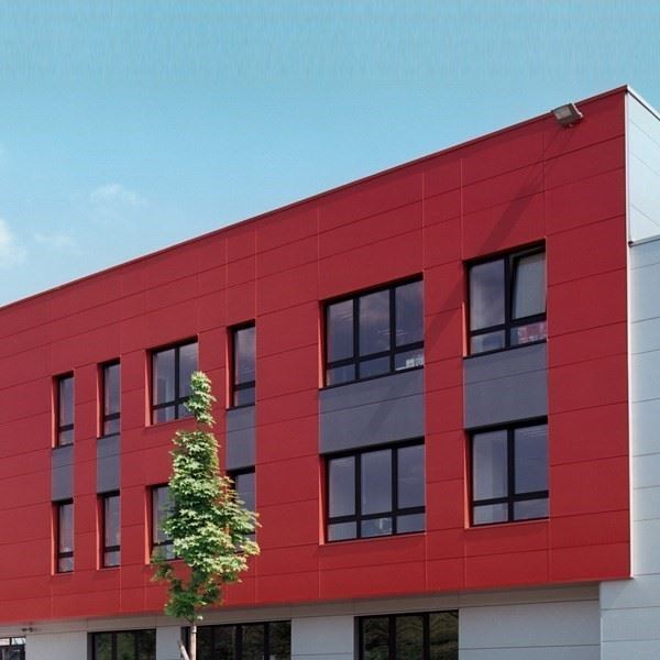 Insulated Facade Panel