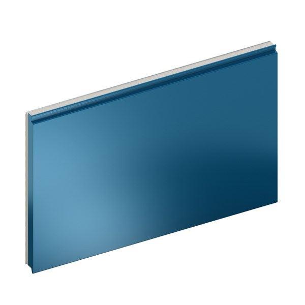 Insulated Facade Cladding Panel / Benchmark Evolution - 1