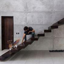 Çimento Esaslı Hafif Doğal Brüt Beton Cephe Duvar Paneli