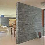 Micronized Stone Layer Polyester Fiber Panel - 1