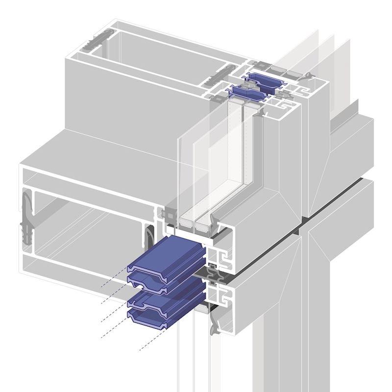 Polyamide Thermal Insulating Profile - 0