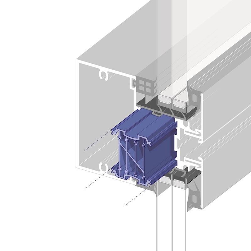 Polyamide Thermal Insulating Profile - 3
