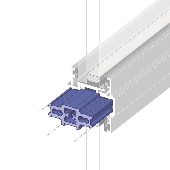 Polyamide Thermal Insulating Profile - 1