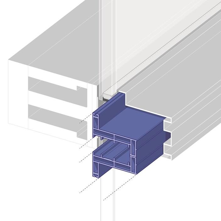 Polyamide Thermal Insulating Profile - 2