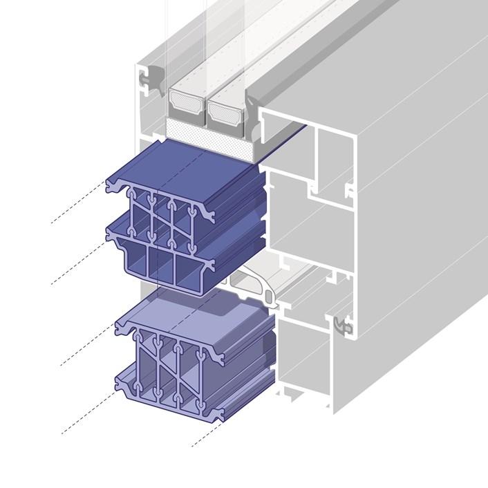 Polyamide Thermal Insulating Profile - 4