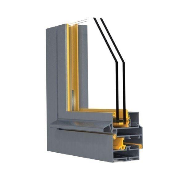 Alüminyum Doğrama Sistemi/AW 50