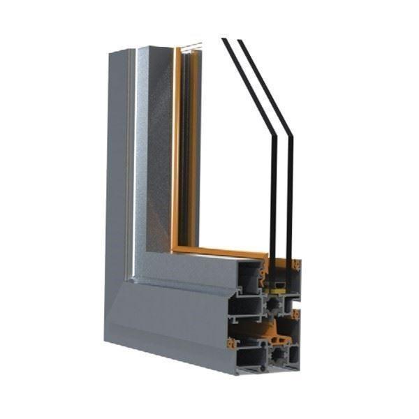 Alüminyum Doğrama Sistemi/AWT 55