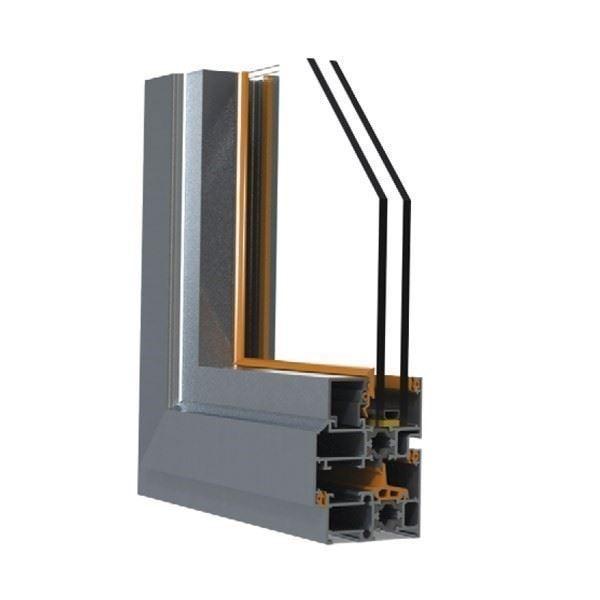Alüminyum Doğrama Sistemi/AWT 64